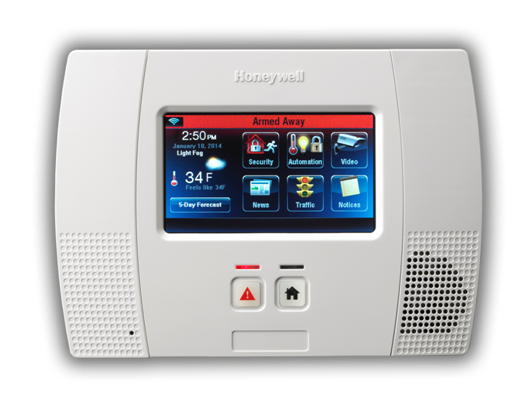 honeywell lynx touch l7000 manual